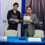 UNIVO y Kodigo: Una alianza clave que impulsará la educación tecnológica en el oriente de El Salvador.